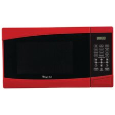 <strong>Magic Chef</strong> 0.9 Cu. Ft. 900 Watt Microwave with Digital Touch
