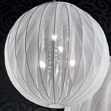 Tessuti Sphere 4 Light Medium Globe Pendant