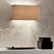 <strong>Masiero</strong> Tessuti Square 2 Light Wall Sconce