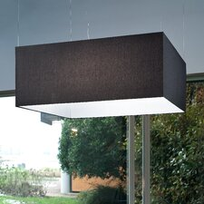 Tessuti Square 6 Light Pendant