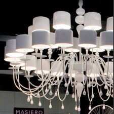 <strong>Masiero</strong> Eva 30 Light Chandelier