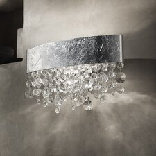 <strong>Masiero</strong> Ola 1 Light Wall Sconce