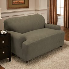 Optics Stretch Sofa T-Cushion Slipcover