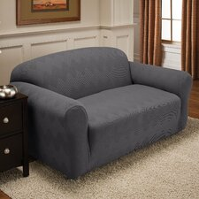 <strong>Innovative Textile Solutions</strong> Optics Stretch Loveseat Slipcover