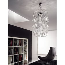 Babylon 18 Light Crystal Chandelier