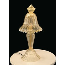 "Bartolomeo 20.47"" H Table Lamp with Bell Shade"