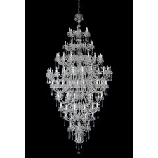 Maya 111 Light Crystal Chandelier
