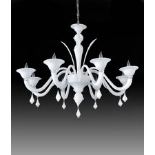 Margherita 8 Light Chandelier