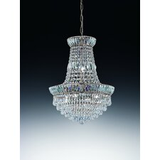 New Orleans Empire 6 Light Crystal Chandelier