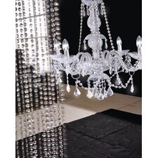 Serenade 4 Light Crystal Chandelier