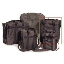 "3464A Tuff-Lite Soft Padded Equipment Case: 9"" H x 13"" W x 17"" D"