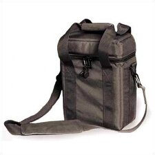 "3468A Tuff-Lite Soft Padded Equipment Case: 5"" H x 8 1/2"" W x 12"" D"