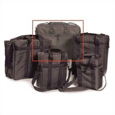 "3476B Tuff-Lite Soft Padded Equipment Case: 9"" H x 20"" W x 16"" D"