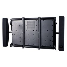 "Audio Speaker Tilt Wall Mount for 32"" - 55"" Flat Panel Screens"