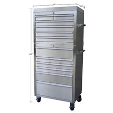 "<strong>Trinity</strong> 27"" Stainless Steel Tool Chest"
