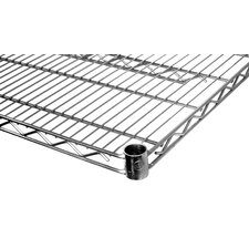 "<strong>Trinity</strong> NSF 60"" x 24"" Wire Shelf"