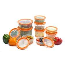 Platinum Series 10 Piece Food Storage Container Set