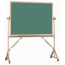Reversible Free Standing Chalk Board