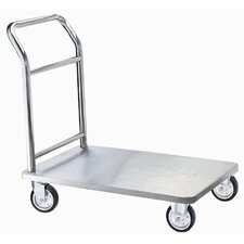 Bellman's Hand Truck with Solid Wheels