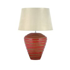 Volcanic Wide Table Lamp