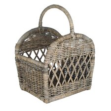 Kubu Log Basket
