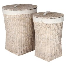 Water Hyacinth Linen (Set of 2)