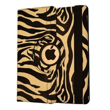 Zebra Rotating Case