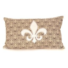 <strong>Fox Hill Trading</strong> Fleur Throw Pillow