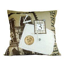 Libera Throw Pillow
