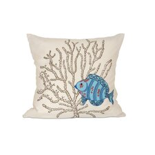 Mediterranea Throw Pillow