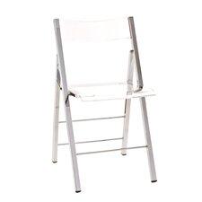 Pure Décor Acrylic Folding Chair (Set of 2)