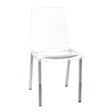 <strong>Fox Hill Trading</strong> Pure Décor Side Chair (Set of 2)