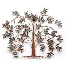 <strong>Fox Hill Trading</strong> Iron Werks Tree of Life Wall Décor