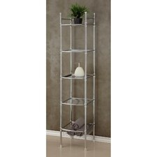 Five Tier Tower Shelf