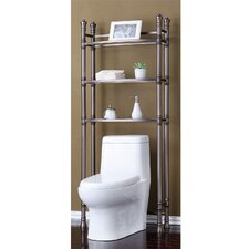 Monte Carlo Bathroom Space Saver Shelf
