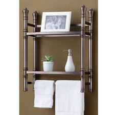 Monte Carlo Wall Mount / Countertop Shelf
