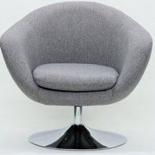 Overman Disc Base Comet Chair