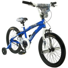 Boys Decoy BMX Bike with Training Wheels