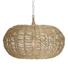 Calabash 1 Light Hanging Pendant