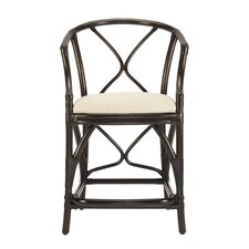 <strong>Selamat</strong> Midi Bar Stool with Cushion