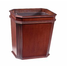 Wastebasket-Fluted with Insert