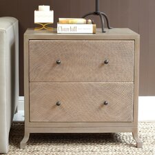 Caprice 2 Drawer Side Chest