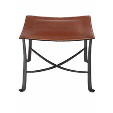 Klismos Wrought Iron Stool