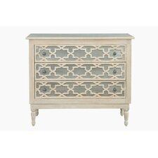 Tangier 3 Drawer Dresser