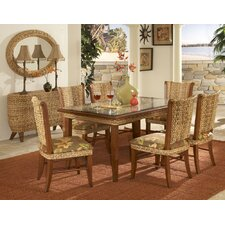 Paradise 7 Piece Dining Table Set