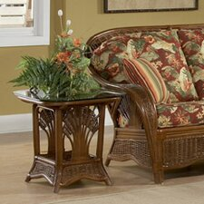 <strong>Wildon Home ®</strong> Palm Cove End Table