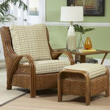 Spring Creek Lounge Chair and Ottoman