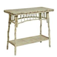 Coastal Chic Console Table
