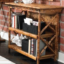 "<strong>Kenian</strong> Coastal Chic 36"" Bookcase"