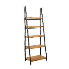Coastal Chic Folding Ladder Shelf